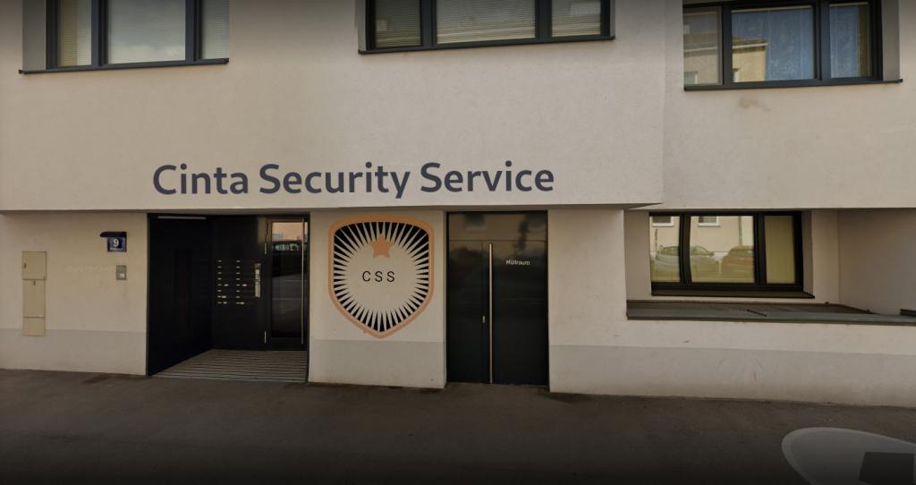 Cinta Security Service Hauptquartier - Wien