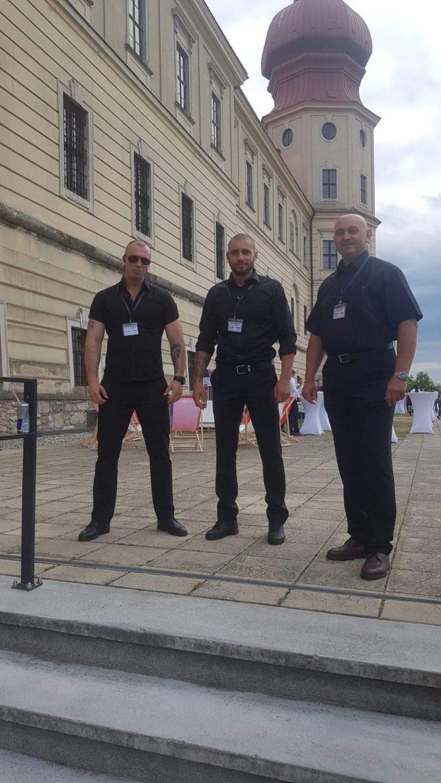 Cinta Sicherheits Service - Team 2